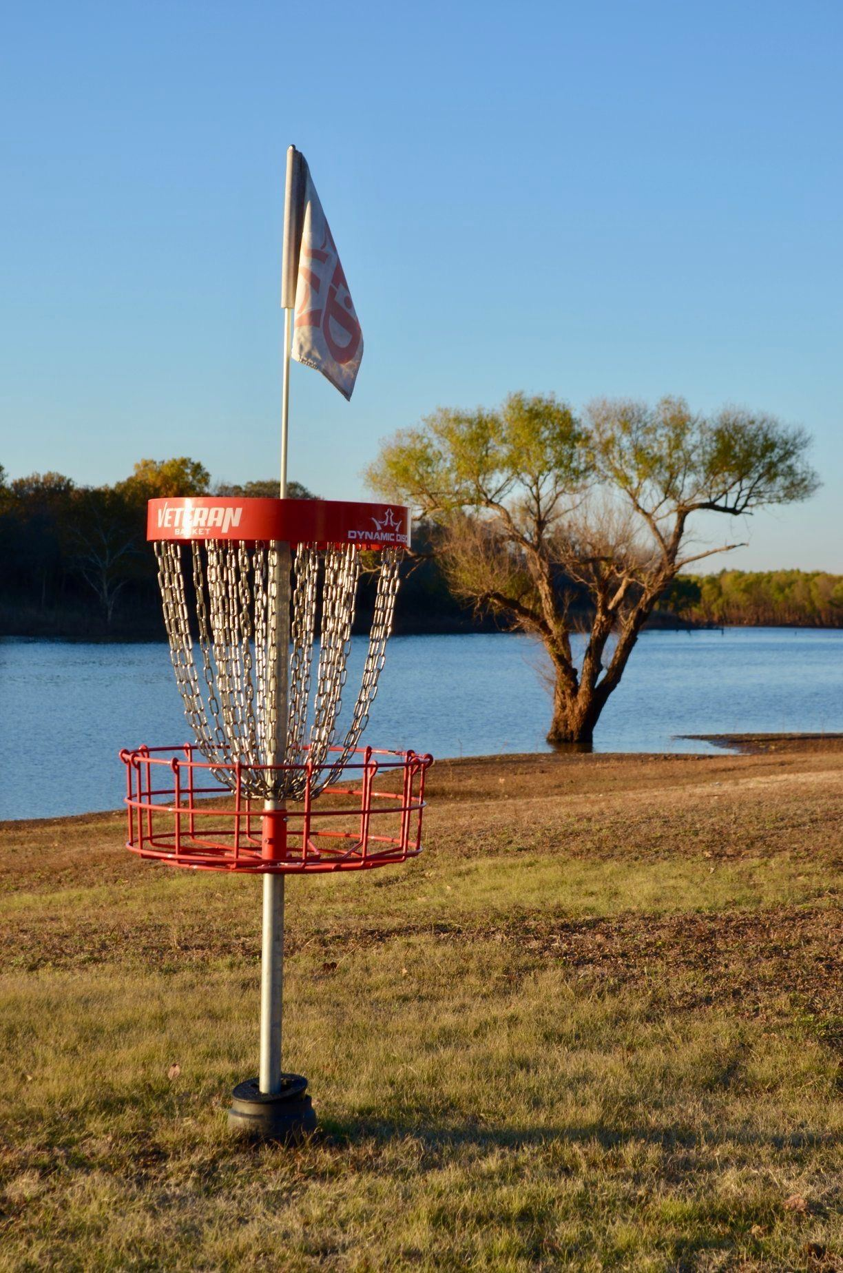 Feyodi disc golf